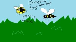 stinging bugs
